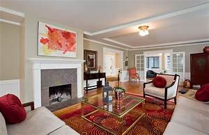 40, Most, Noticeable, Small, Living, Room, Layout, With, Fireplace, Furniture, Arrangement