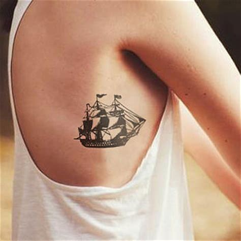Spiritual Meaning Row Row Row Your Boat by Shop Vintage Temporary Tattoos On Wanelo