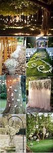 Elegant outdoor wedding decor ideas on a budget 31 - VIs-Wed