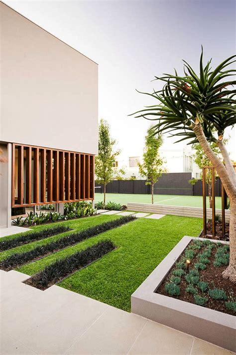 Garden Minimalist by Minimalist Garden Landscape Design Minimalist Garden