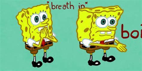 The Enduring Memeability Of 'spongebob Squarepants'
