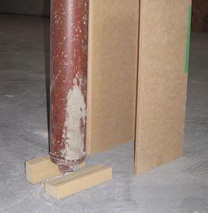 lally column basement renovations basement remodel diy