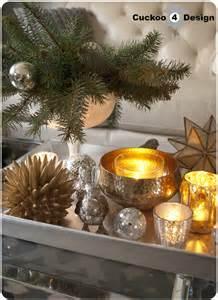 christmas coffee table decor cuckoo4design