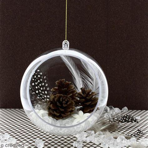 diy deco facile suspension boule pour noel magique