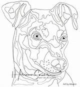 Miniature Coloring Min Pinscher Etsy Dog Instant sketch template