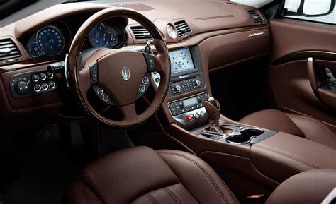 Image Gallery Maserati Interior