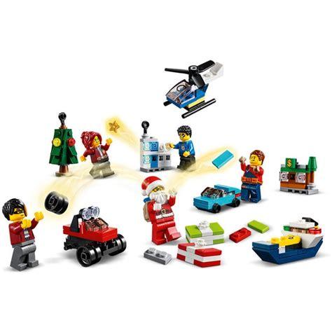 LEGO CITY ADVENT CALENDAR 60268 (2020) - Toyzone - Online ...