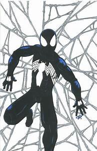 Black Spider-Man Costume | Spiderman Black Costume