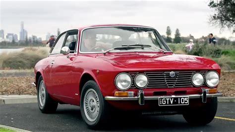 Alfa Romeo 105 Series  Shannons Club Tv  Episode 20