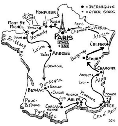 planning  summer road trip  france rick stevens