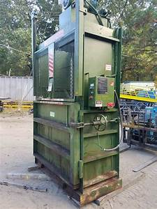 Used Ptr 2300hd Vertical Baler