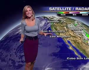 Bri Winkler Weather Girl