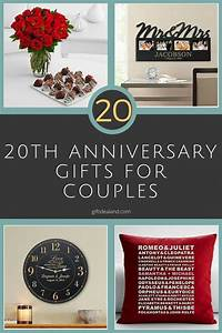 1000 images about anniversary gifts on pinterest With 20th wedding anniversary gifts for her