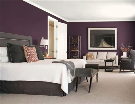 Bedroom Color Schemes 2016 by 6 Purple Gray 8 Gorgeous Bedroom Color Schemes