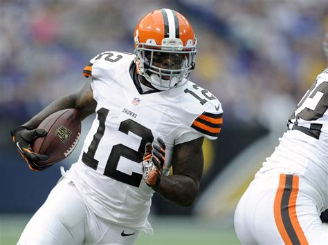 Browns News Josh Gordon Suspended For Cleveland's 2014