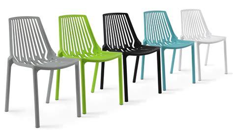 chaises de jardin pas cher chaise plastique jardin l 39 univers du jardin