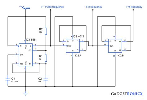 frequency divider circuit  ic   ic
