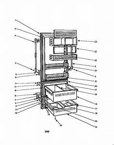 Wiring Diagram  34 Sub Zero Refrigerator Parts Diagram