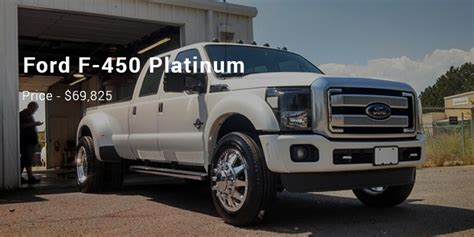 14 Most Expensive Trucks   Priced Automobiles   SuccessStory