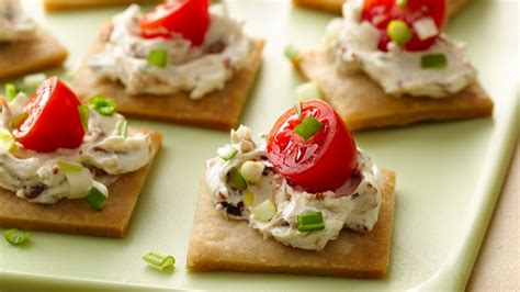 and easy canapes 8 gluten free appetizers from pillsbury com