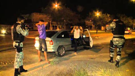 perseguicao policial rotam ceilandia df youtube