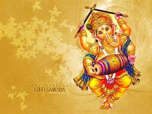 Dancing Ganesha Wallpapers ~ HD WALLPAPERS