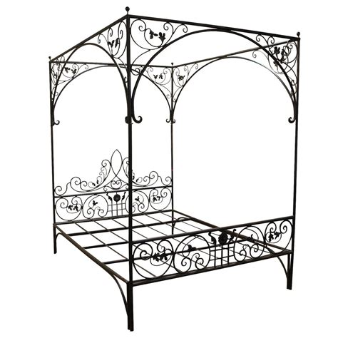 wrought iron vine canopy bed for sale at 1stdibs