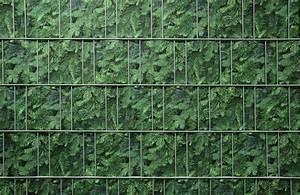 Gabionen L Form : sichtschutz dekor steinwand efeu doppelstabmattenzaun gitterzaun gabionen top ebay ~ Sanjose-hotels-ca.com Haus und Dekorationen