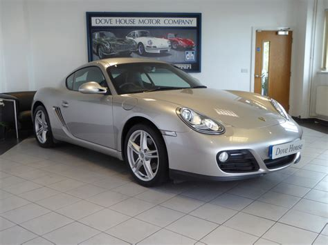 porsche cayman   pdk gen ii dove house motors
