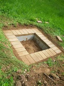 Mike, Kraus, How, To, Build, A, Simple, Fire, Pit