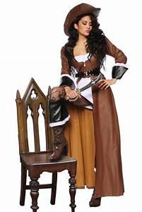 Damen Kostüm Piratin : karneval damen kost m edel piratin faschingskram ~ Frokenaadalensverden.com Haus und Dekorationen