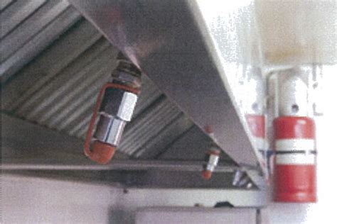 Kitchen Gas Suppression System by Protection System In Singapore Service Maintenance