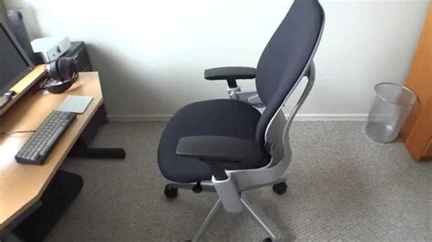 Steelcase Upholstery by Reviewed Steelcase Leap Chair