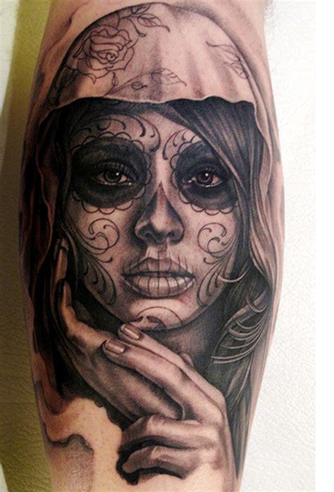 tattoo dune catrina inkage