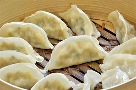 recette de raviolis chinois