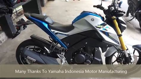 Review Yamaha Xabre by Review Yamaha Xabre 150 Indonesia By Kobayogas