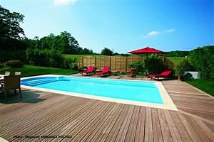 Margelle Piscine Grise : plage piscine margelle ~ Melissatoandfro.com Idées de Décoration
