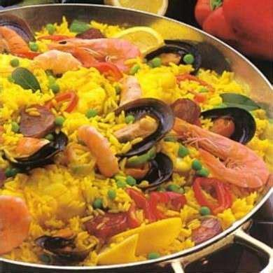 cucina spagnola paella cucina spagnola paella valenciana foto ricette pourfemme