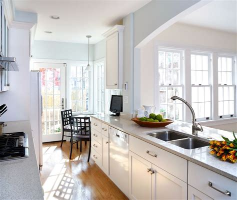 opening up a galley kitchen best 10 open galley kitchen ideas on 7207