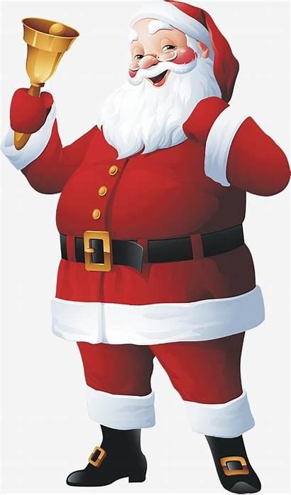 Santa Noel Claus Pole Clipart North Clip