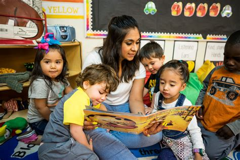 early childhood education program earns special
