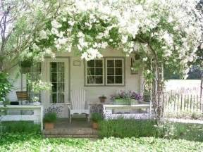Stunning Cottage Porch Designs by Romantische Tuin Idee 235 N Wooninspiratie