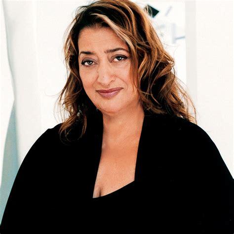 Zaha Hadid In memoriam Hyperbole