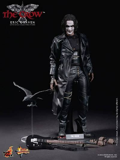 Hot Toys Does The Crow   Topless Robot