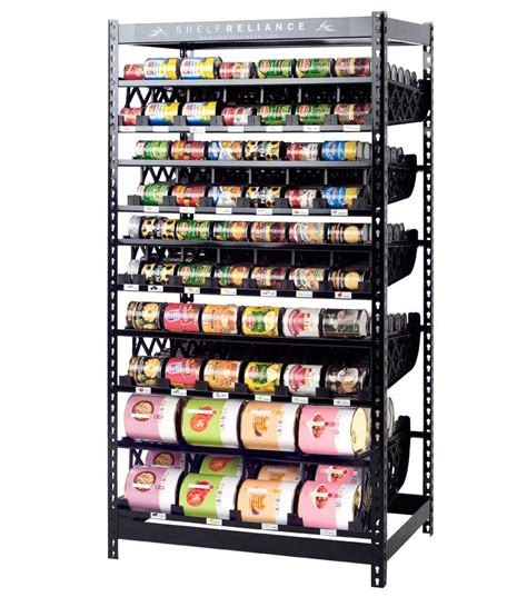 can storage rack 37 creative storage solutions to organize all your food