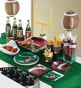 Party Deko Tipps : 10 tipps wie eure super bowl party zum erfolg wird pink dots partystore deko blog ~ Whattoseeinmadrid.com Haus und Dekorationen