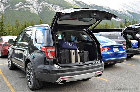 explore     ford explorer platinum review