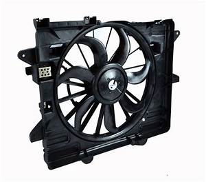 Ford Performance Mustang Cooling Fan Assembly Upgrade  05
