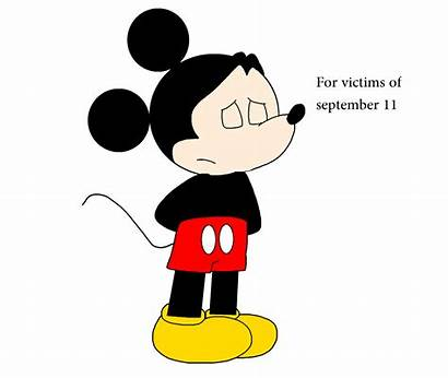 Mickey September Mouse Marcospower1996 Clipart Tributes Makes