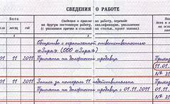 Запись в трудовой ип без печати